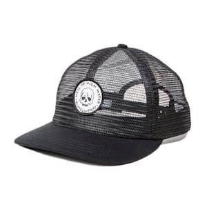 Elm Holeshot Trucker Hat - Black