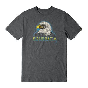 Emerica Eagle T-Shirt - Charcoal/Heather