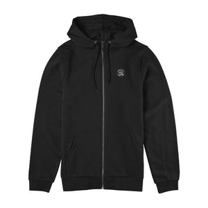 Emerica Hard Luck Zip Hoodie - Black