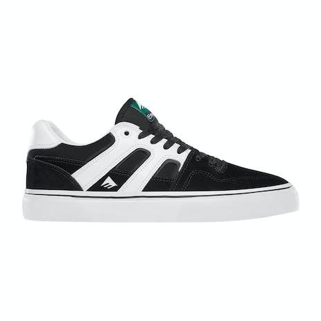 Emerica Tilt G6 Vulc Skate Shoe - Black/White