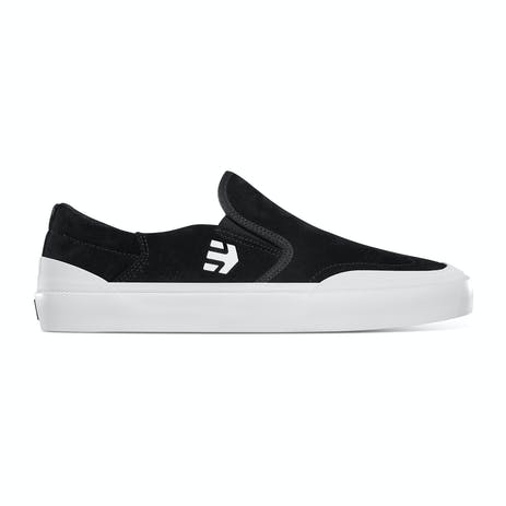 etnies Marana Slip XLT Skate Shoe - Black/White