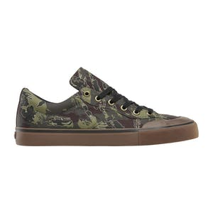 Emerica Indicator Low Skate Shoe - Camo