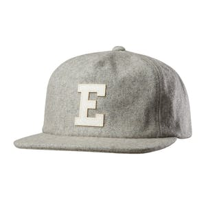 Emerica A.R. Snapback Hat — Charcoal/Heather