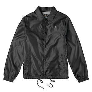 Emerica Sketch Snake Coaches Jacket — Black/Dark Grey
