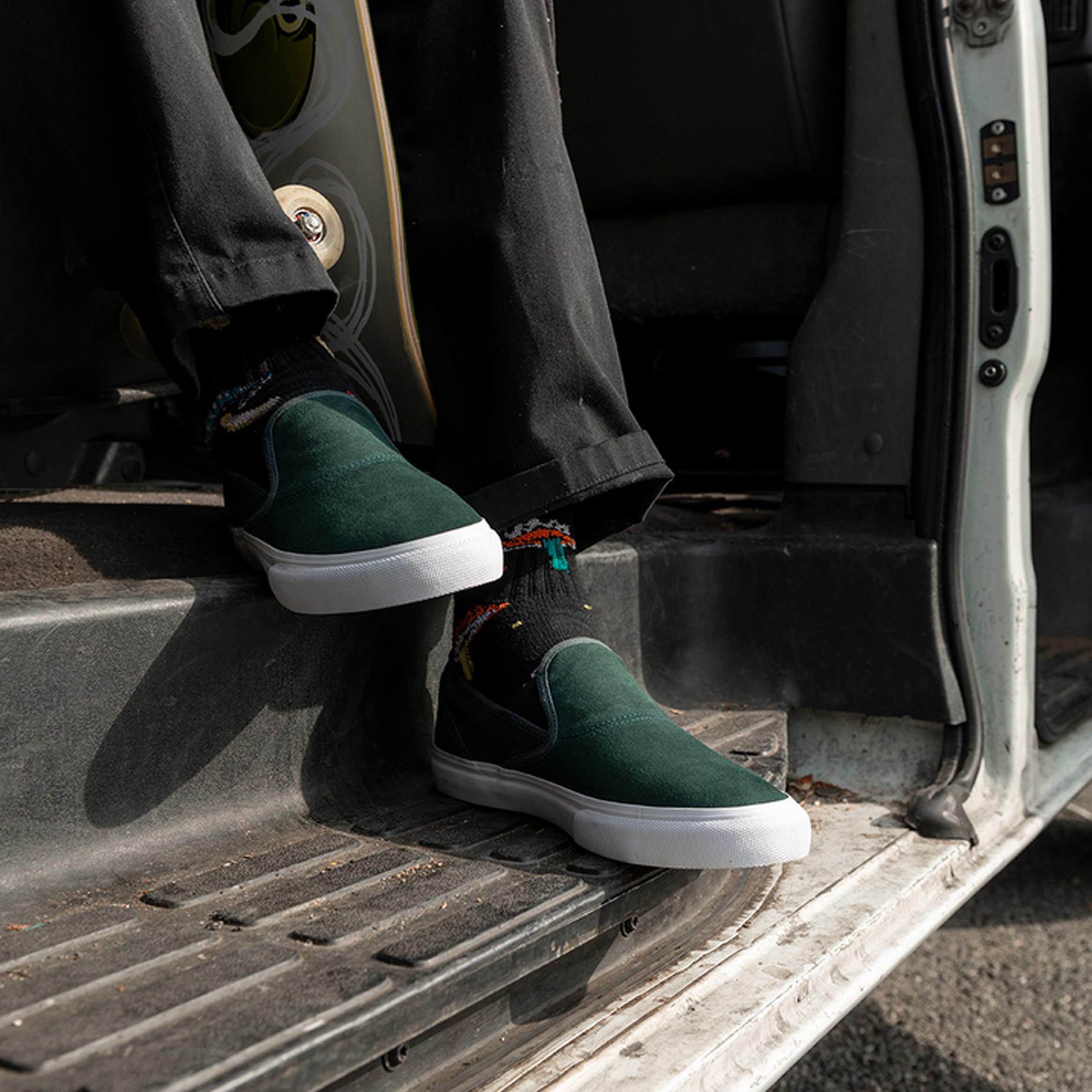 Emerica Wino G6 Slip-On Skate Shoe