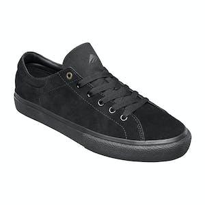 Emerica Omen Lo Skate Shoe - Black