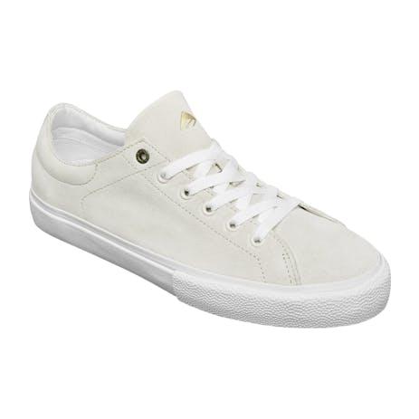 Emerica Omen Lo Skate Shoe - White