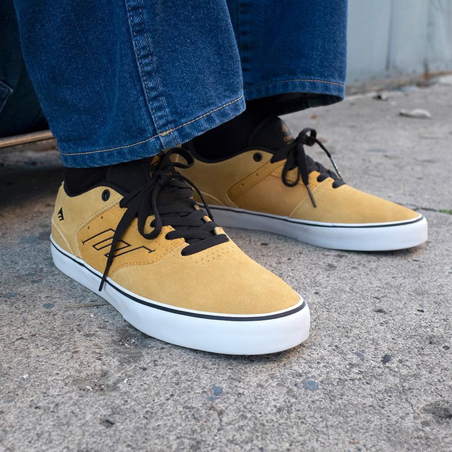 Emerica Reynolds Low Vulc Skate Shoe