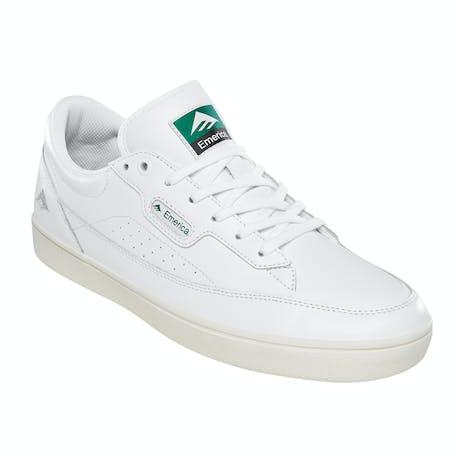 Emerica Gamma Skate Shoe - White