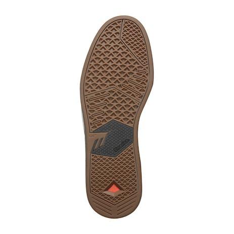 Emerica Reynolds G6 Skate Shoe - Black / Black / Gum