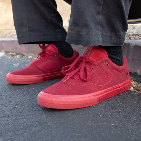 Emerica x Baker Reynolds 3 G6 Skate Shoe - Red