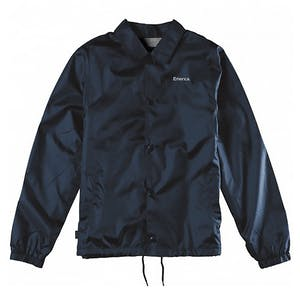 Emerica Dawbber Coaches Jacket - Navy