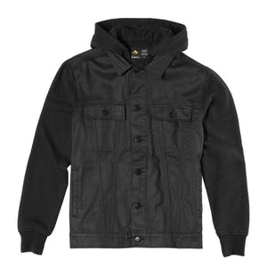 Emerica Ride Johnny Jacket - Black