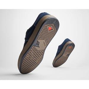 Emerica Spanky G6 Skate Shoe - Navy/Gum