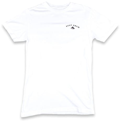 Emerica Drink Beer & Skate T-Shirt - White