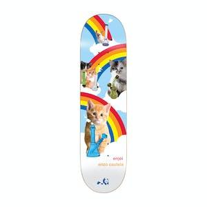"Enjoi Cautela Bong Dreams 8.25"" Skateboard Deck"