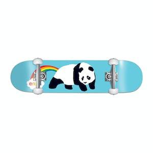 """Enjoi Rainbow Fart 7.75"""" Complete Skateboard - Blue"""
