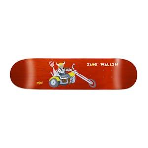 """Enjoi Over Board 8.25"""" Skateboard Deck - Wallin"""