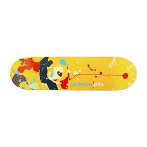 "Enjoi Pilz Splatter Panda 8.25"" Skateboard Deck"