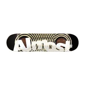 "Almost Interweave Rings Impact 8.25"" Skateboard Deck - Amrani"