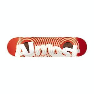 "Almost Interweave Rings Impact 8.0"" Skateboard Deck - Wilt"