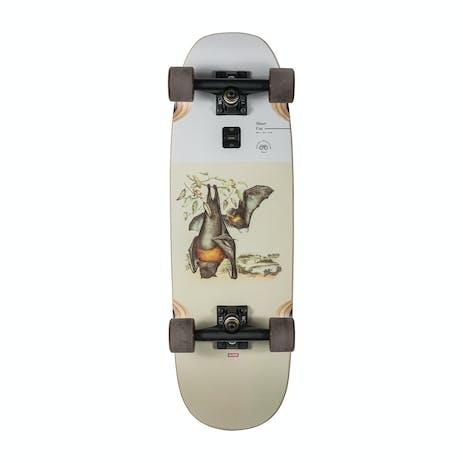 "Globe Short Cut 28"" Cruiser Skateboard - Flying Foxes"