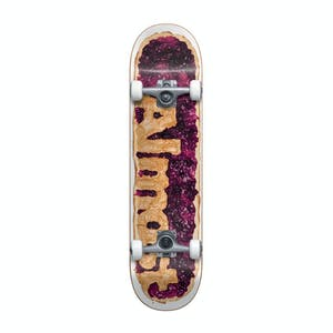 "Almost PB&J 7.25"" Youth Complete Skateboard - Grape"