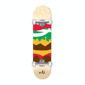 """Enjoi Burger Time 7.375"""" Youth Complete Skateboard"""
