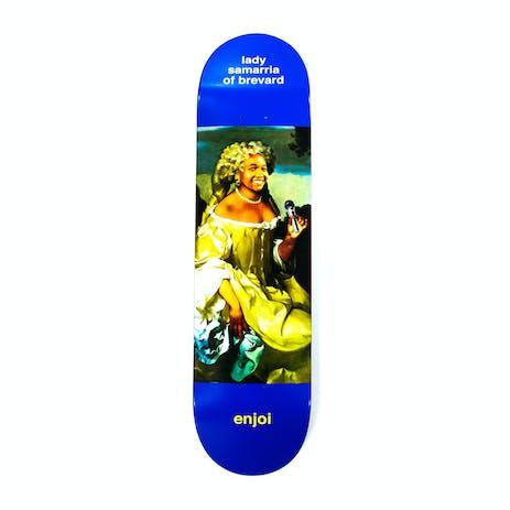 "Enjoi Renaissance 8.0"" Skateboard Deck - Brevard"