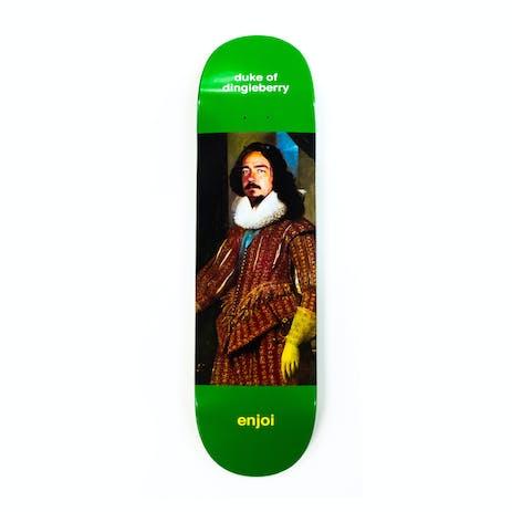 "Enjoi Renaissance 8.5"" Skateboard Deck - Berry"
