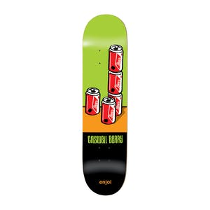 "Enjoi x Jeremy Wray Berry 8.0"" Skateboard Deck"