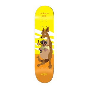 "Enjoi Pilz Giddy Up 8.5"" Skateboard Deck"