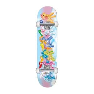 """Enjoi My Little Pony 7.65"""" Complete Skateboard - Multi"""