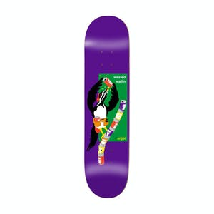 "Enjoi Party Animal 8.0"" Skateboard Deck - Wallin"