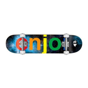 "Enjoi Spectrum Youth 7.38"" Complete Skateboard - Space"