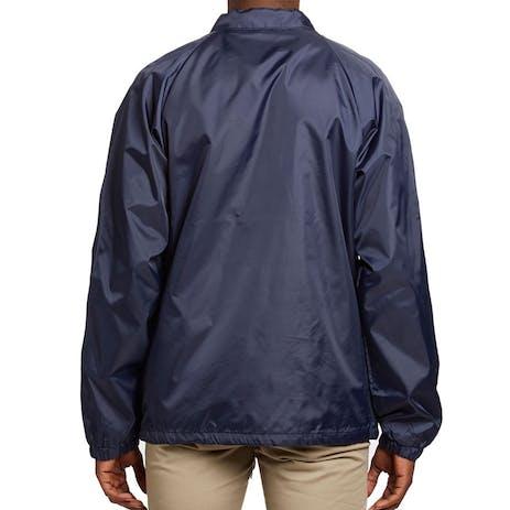 etnies x Plan B Needle Coaches Jacket - Navy