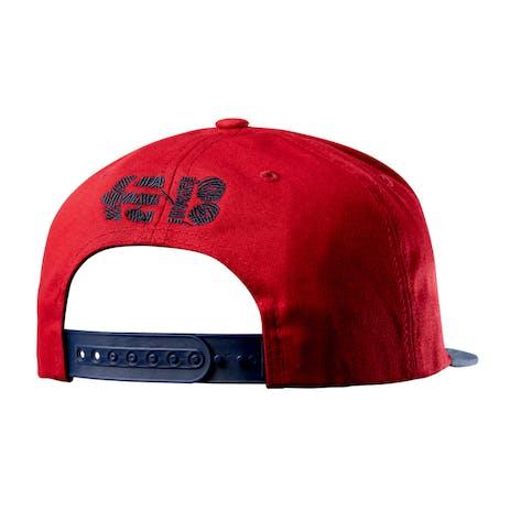 etnies x Plan B Yarn Bomb Hat - Red