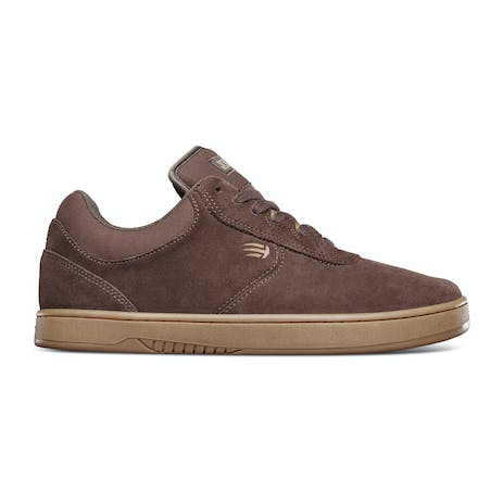 etnies Joslin Pro Skate Shoe - Brown/Gum/Brown