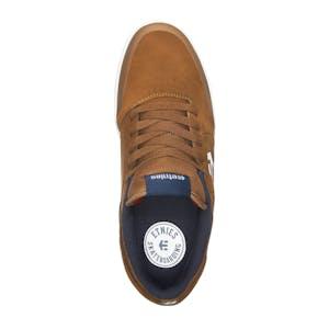 etnies Marana Skate Shoe - Brown/Navy