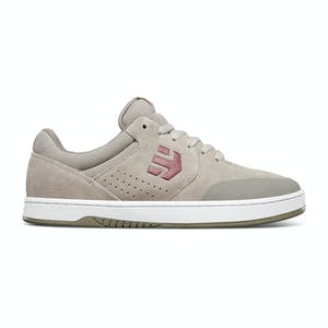 etnies Marana Skate Shoe - Tan/Brown