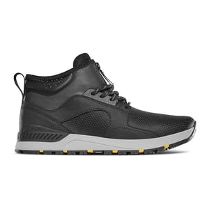 etnies x ThirtyTwo Cyprus HTW Winter Shoe - Black / Grey / Yellow