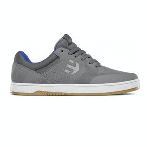 etnies Michelin Marana Skate Shoe - Grey / Dark Grey / Blue