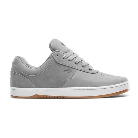 etnies Joslin Pro Skate Shoe - Grey / White / Gum