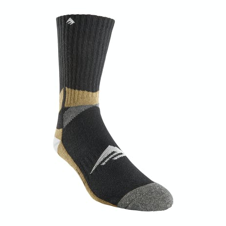 Emerica ASI Tech Socks - Black