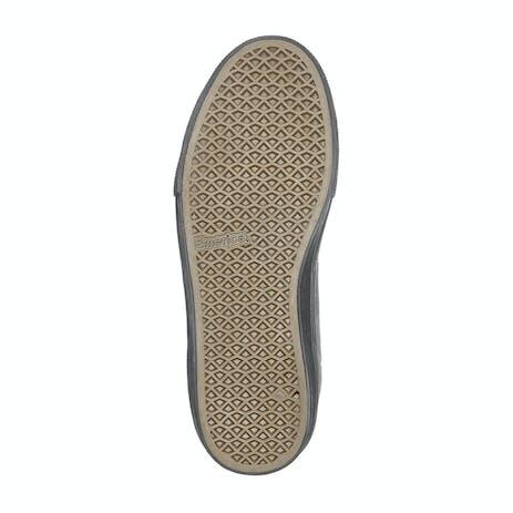 Emerica x Santa Cruz Omen Hi Skate Shoe - Grey/Black