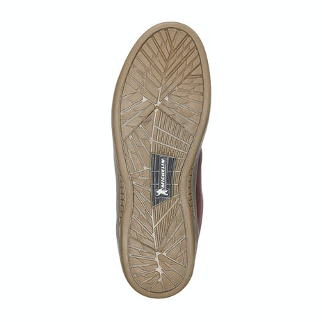 etnies Joslin Pro Skate Shoe - Burgundy/Gum