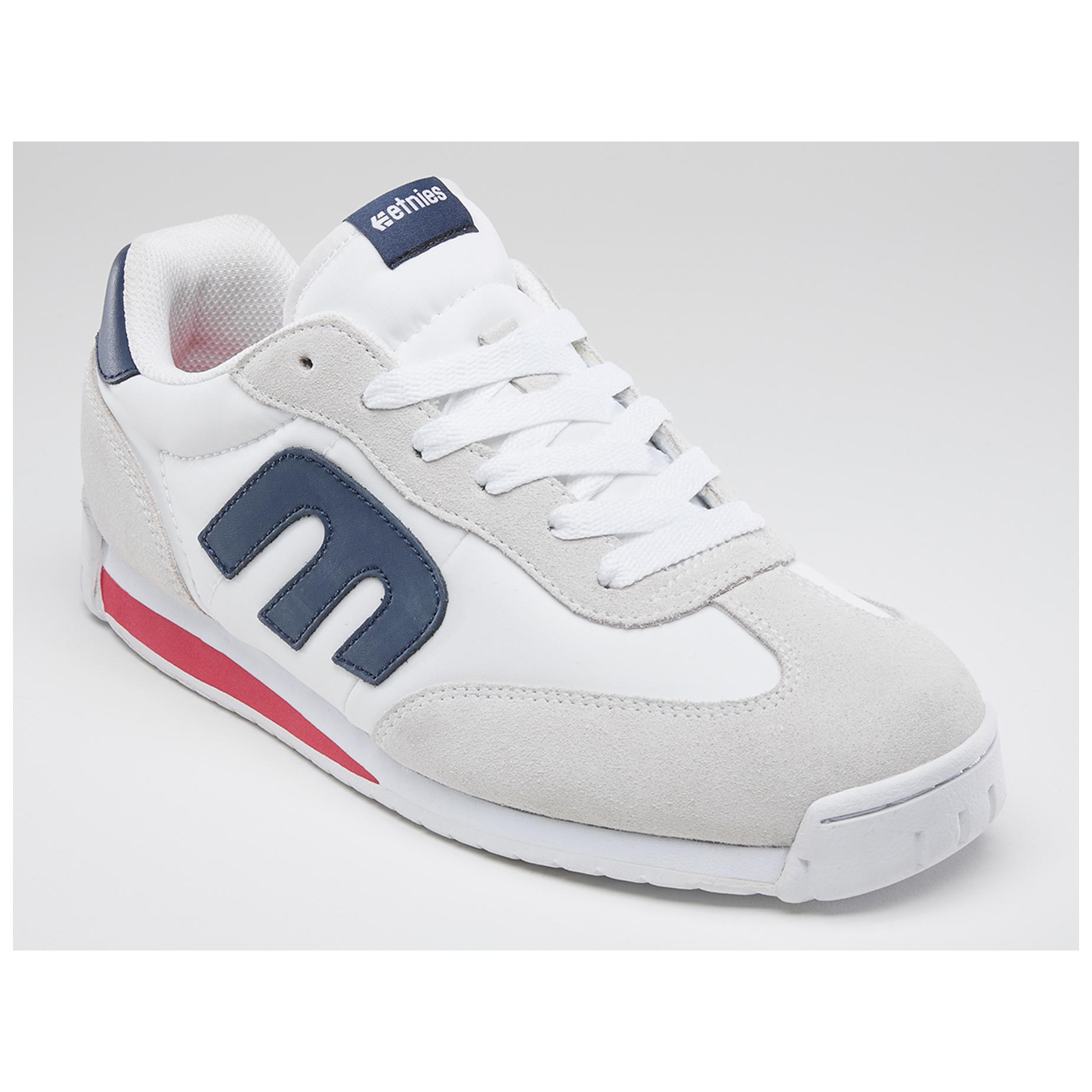 etnies Lo Cut CB Skate Shoe - White