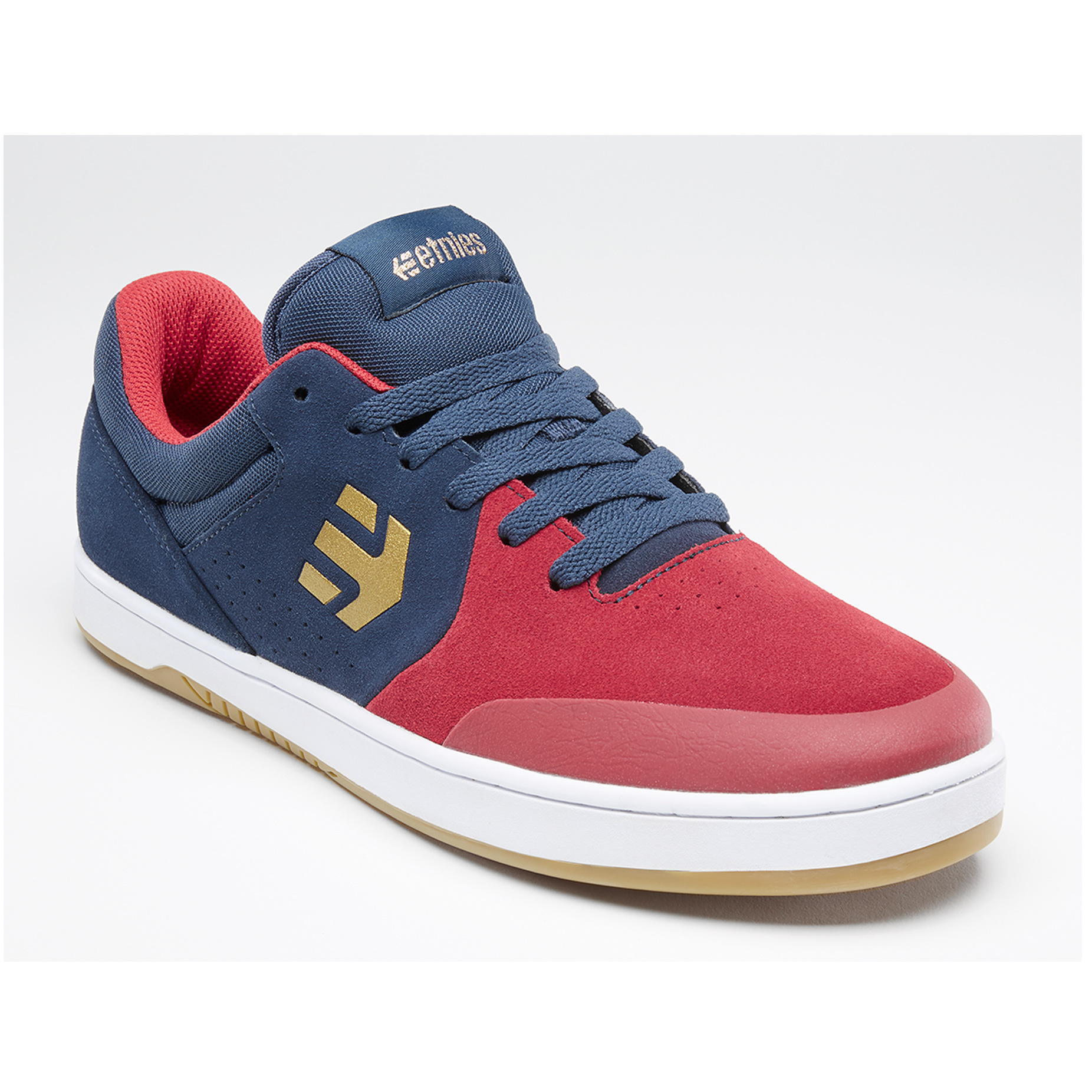 etnies Marana Sheckler Skate Shoe - Red
