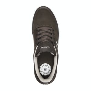 etnies Marana Skate Shoe - Brown/White