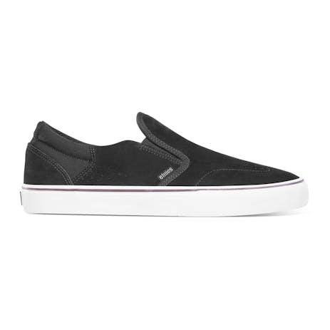 etnies Marana Slip Skate Shoe - Black